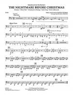 Selections from The Nightmare Before Christmas - Tuba Sheet Music