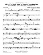 Selections from The Nightmare Before Christmas - String Bass Sheet Music