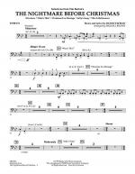 Selections from The Nightmare Before Christmas - Timpani Sheet Music