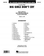 Big Girls Don't Cry - Full Score Sheet Music