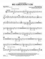 Big Girls Don't Cry - Percussion 2 Sheet Music