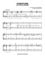 Overture Sheet Music