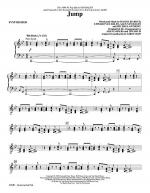Jump - Synthesizer Sheet Music