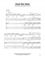 Dead Skin Mask Sheet Music