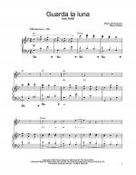 Guarda La Luna Sheet Music