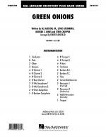 Green Onions - Full Score Sheet Music
