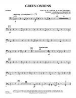 Green Onions - Timpani Sheet Music
