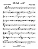 Proud Mary - Eb Baritone Saxophone Sheet Music