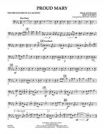 Proud Mary - Trombone/Baritone B.C./Bassoon Sheet Music
