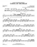 Carol Of The Bells - Percussion 1 Sheet Music