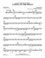 Carol Of The Bells - Percussion 2 Sheet Music