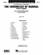The Chronicles Of Narnia: Prince Caspian - Full Score Sheet Music