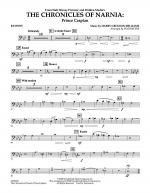 The Chronicles Of Narnia: Prince Caspian - Bassoon Sheet Music