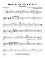 The Chronicles Of Narnia: Prince Caspian - Bb Clarinet 1 Sheet Music