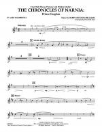 The Chronicles Of Narnia: Prince Caspian - Eb Alto Saxophone 2 Sheet Music