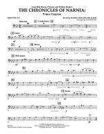 The Chronicles Of Narnia: Prince Caspian - Baritone B.C. Sheet Music