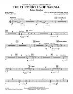 The Chronicles Of Narnia: Prince Caspian - Percussion 2 Sheet Music