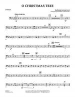 O Christmas Tree - Timpani Sheet Music