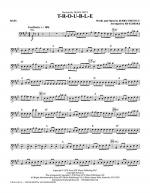 T-R-O-U-B-L-E - Bass Sheet Music