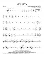 T-R-O-U-B-L-E - Drums Sheet Music