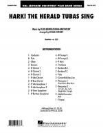 Hark! The Herald Tubas Sing - Full Score Sheet Music