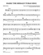 Hark! The Herald Tubas Sing - Baritone B.C. Sheet Music