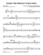 Hark! The Herald Tubas Sing - Percussion 2 Sheet Music