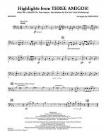 Highlights from Three Amigos! - Bassoon Sheet Music