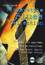 Acoustic Music Fingerstyle Blues Collection Sheet Music