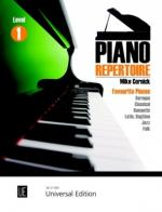 Universal Edition Piano Repertoire Level 1 Sheet Music