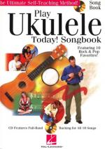 Hal Leonard Play Ukulele Today! - Songbook Sheet Music