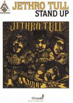 Hal Leonard Jethro Tull: Stand Up Recorded Sheet Music