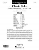 Classic Duke - Full Score Sheet Music