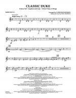 Classic Duke - Baritone T.C. Sheet Music