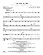 Classic Duke - Percussion 2 Sheet Music