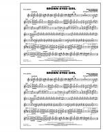 Brown Eyed Girl - Bb Clarinet Sheet Music