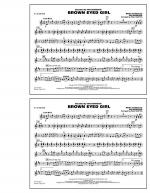 Brown Eyed Girl - Eb Alto Sax Sheet Music