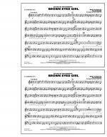 Brown Eyed Girl - Eb Baritone Sax Sheet Music