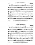 Brown Eyed Girl - F Horn Sheet Music