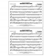Brown Eyed Girl - Bb Horn/Flugelhorn Sheet Music