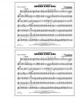 Brown Eyed Girl - Bells/Xylophone Sheet Music