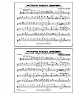 Patriotic Parade Sequence - Flute/Piccolo Sheet Music