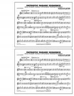 Patriotic Parade Sequence - 1st Bb Trumpet Sheet Music