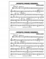 Patriotic Parade Sequence - 2nd Bb Trumpet Sheet Music