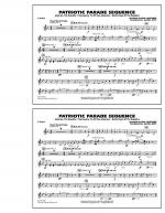 Patriotic Parade Sequence - F Horn Sheet Music