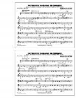 Patriotic Parade Sequence - Bb Horn/3rd Bb Tpt Sheet Music