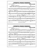 Patriotic Parade Sequence - Baritone B.C. (Opt. Tbn. 2) Sheet Music