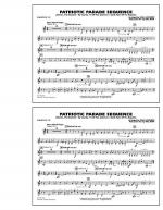 Patriotic Parade Sequence - Baritone T.C. Sheet Music
