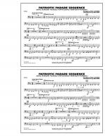Patriotic Parade Sequence - Tuba Sheet Music