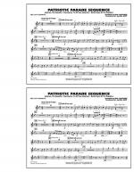 Patriotic Parade Sequence - Bells/Xylophone Sheet Music